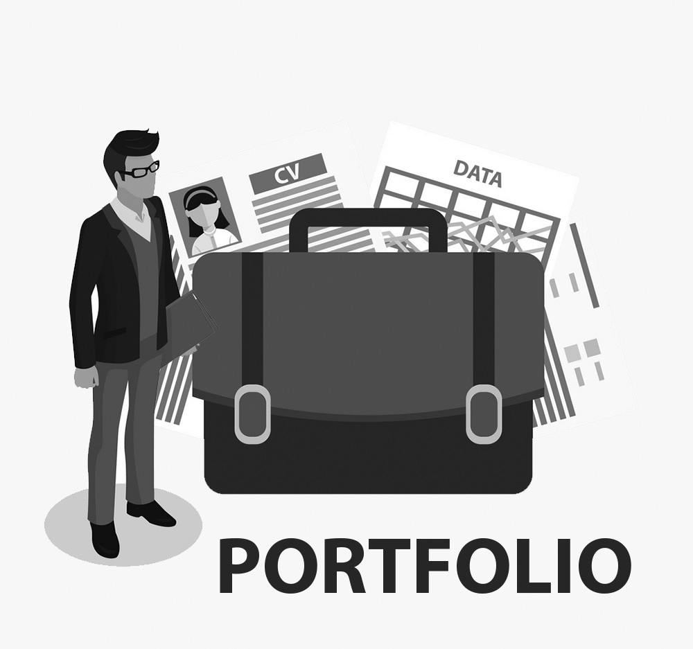 website portfolio services